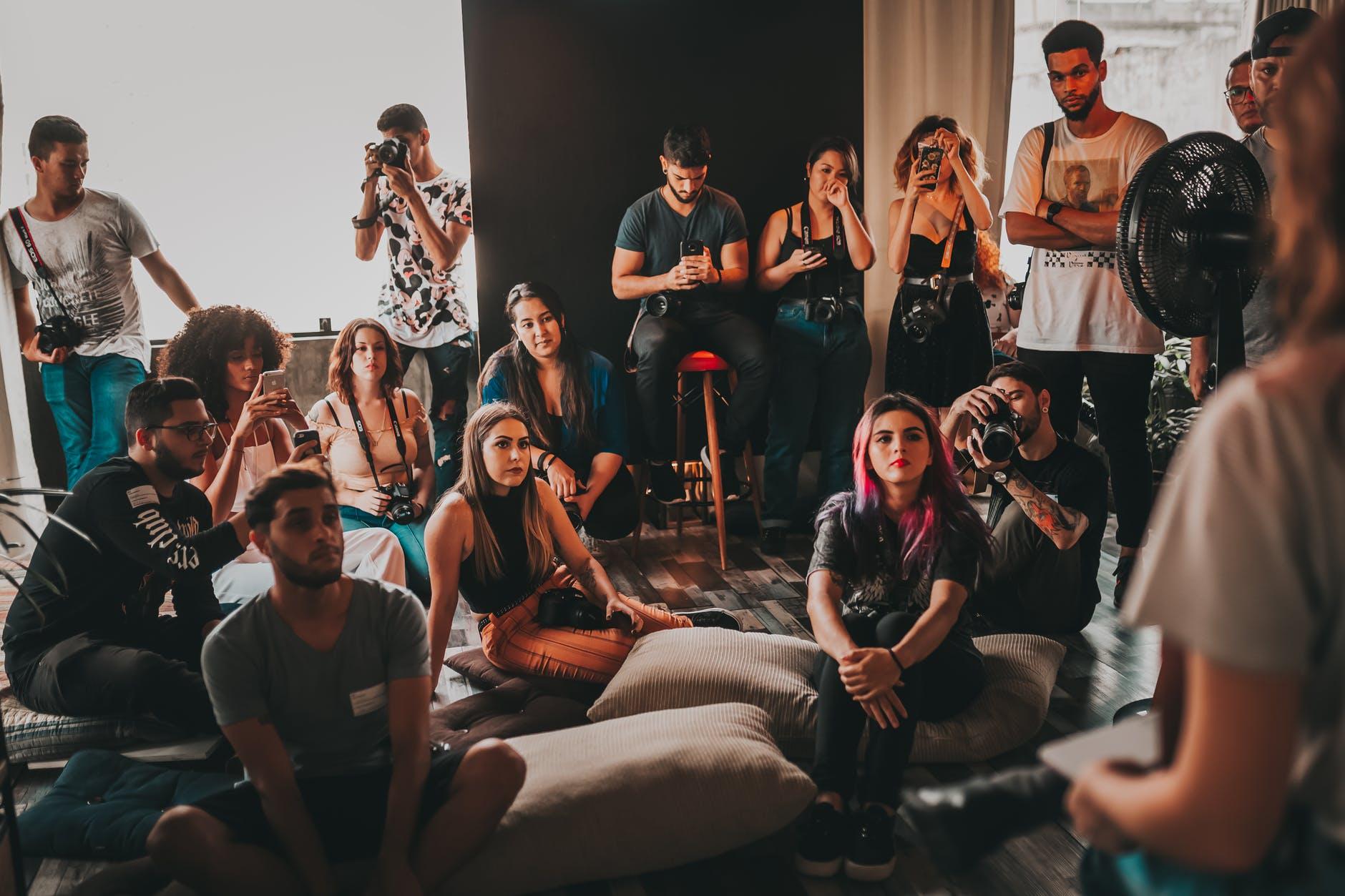 Erfolgreich vor Publikum sprechen – Unsere Tipps für einen guten Vortrag